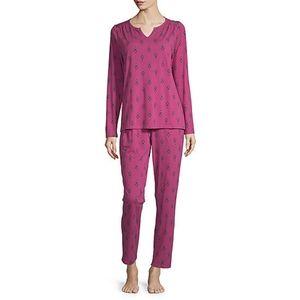 NWT LC Magenta Pajama Set XL, XXL Final Price